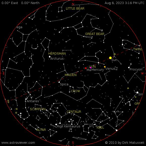 Afbeeldingsresultaat voor sterrenhemel boven de atlantische oceaan